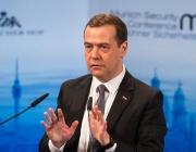 Медведев: Желая на цяла България - мир, щастие и просперитет