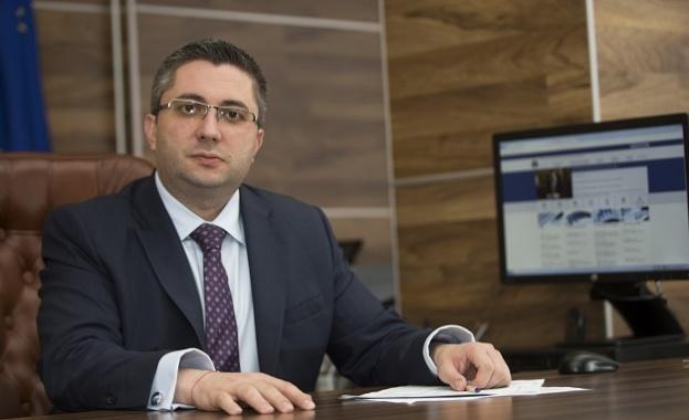 """Министър Нанков обсъди с посланика на Румъния новия """"Дунав мост"""" и сътрудничеството между двете страни"""