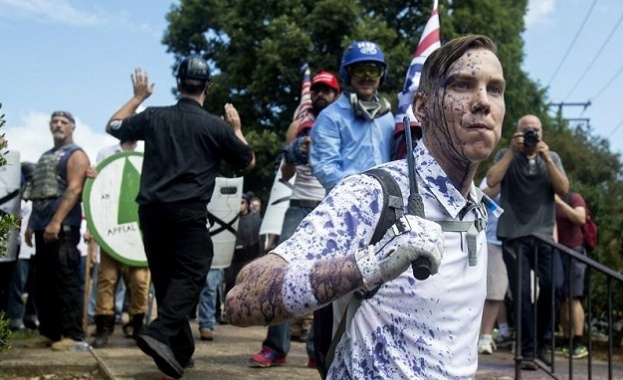 Трима загинали и 34 ранени при протестите в Шарлътсвил, Вирджиния (обновена)