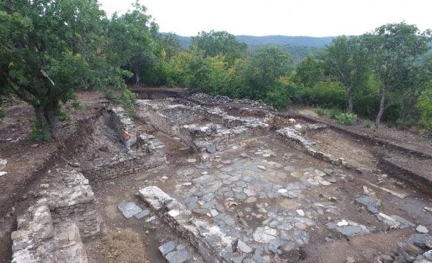 Археологически екип на Националния исторически музей (НИМ) приключи разкопките -