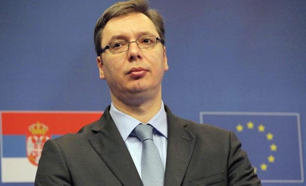Вучич: Искам гаранция, че Сърбия ще влезе в ЕС през 2025, ако подпишем договор с Косово