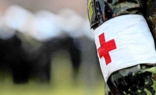 Екип от български военни медици замина за Мали