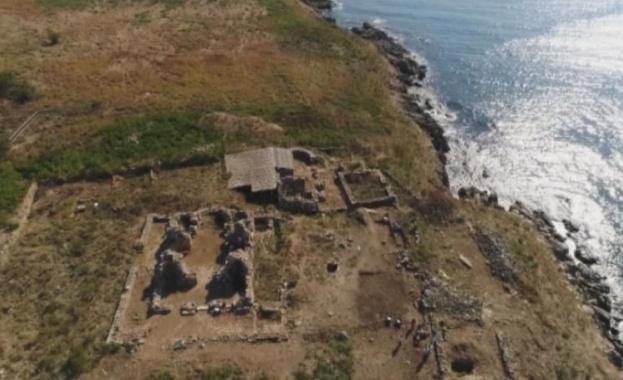 """Остров """"Св. Иван"""" разкрива нови факти за човека пренесъл мощите на Св. Йоан Кръстител"""