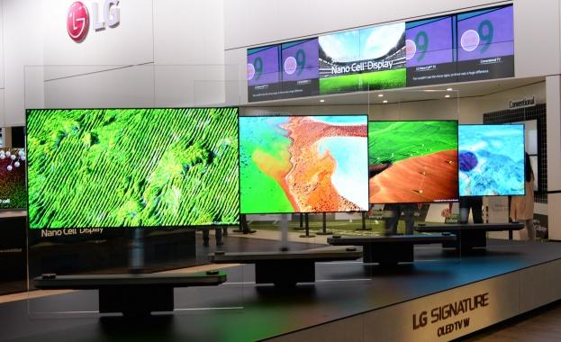 Телевизорите на LG Electronics (LG) ще впечатляват посетителите на IFA