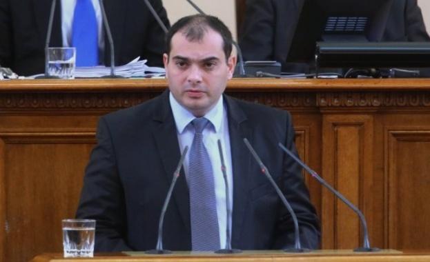"""Филип Попов, народен представител от ПГ на """"БСП за България"""