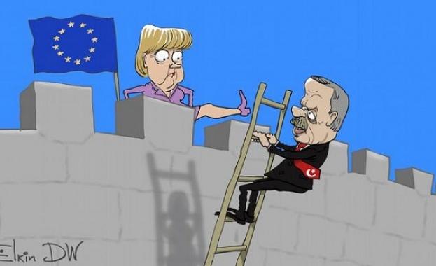 Съвсем честно: тази Турция не е за ЕС