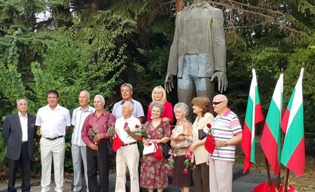 Кърджалийските социалисти, симпатизанти на партията, и антифашистите почетоха 73-ата годишнина