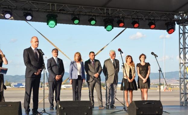 Софийското летище на 80 години