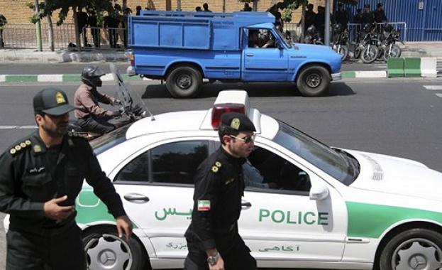 """Иран задържа лидер на """"Ислямска държава"""""""