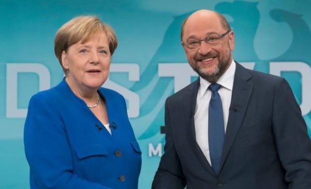 Меркел отряза Шулц за нов дебат