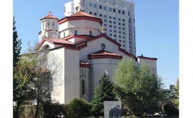 Нов храм в София ще бъде осветен на 21 септември