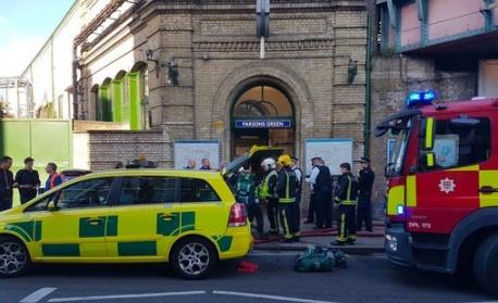 Пуснаха без обвинение единия от арестуваните за атаката в лондонското метро