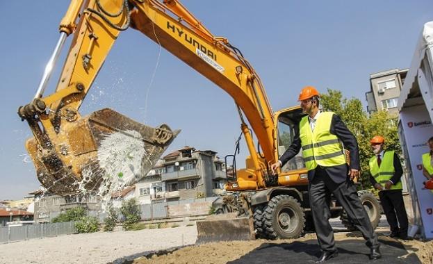 Проектът е на стойност около 2 милиона евро и е