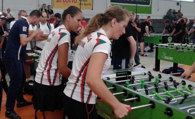 Българките Екатерина Атанасова и Благовеста Герова спечелиха злaтни медали на