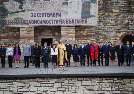 Вицепрезидентът: Повече от всякога българските държавници трябва да сме достойни за делото на независимостта