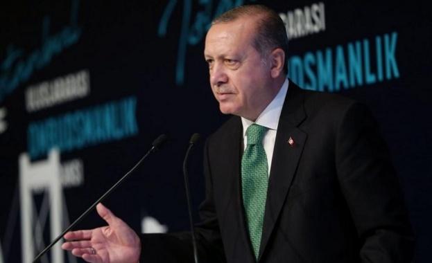 Ердоган: Искаме да отворим посолство в Източен Йерусалим, столицата на Палестина