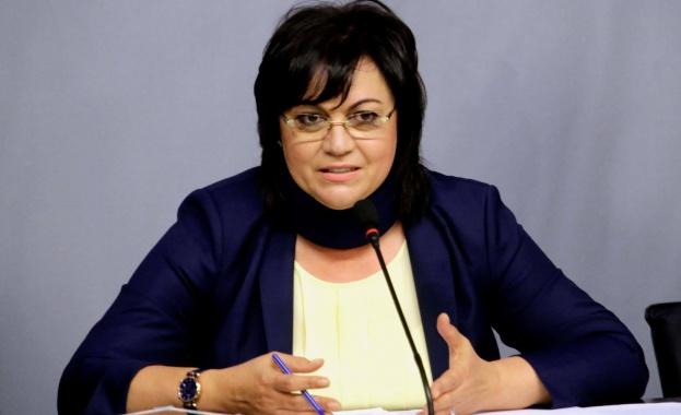Корнелия Нинова: И на децата им стана ясно, че зад Гинка Върбакова стои политическата подкрепа на ГЕРБ