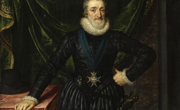1399 г. - Хенри IV е обявен за крал на