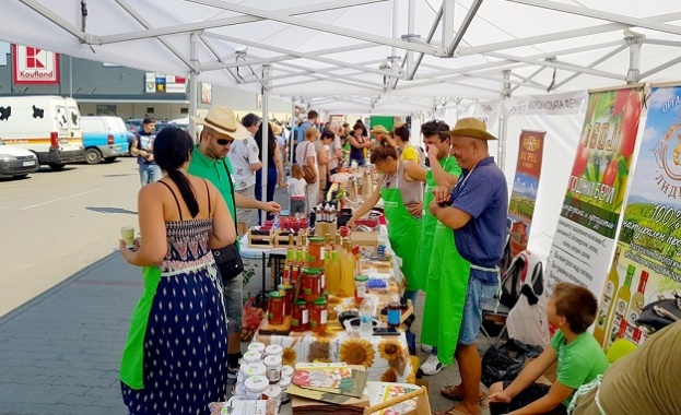 Над 4000 души посетиха събитията през септември Kaufland Младост в