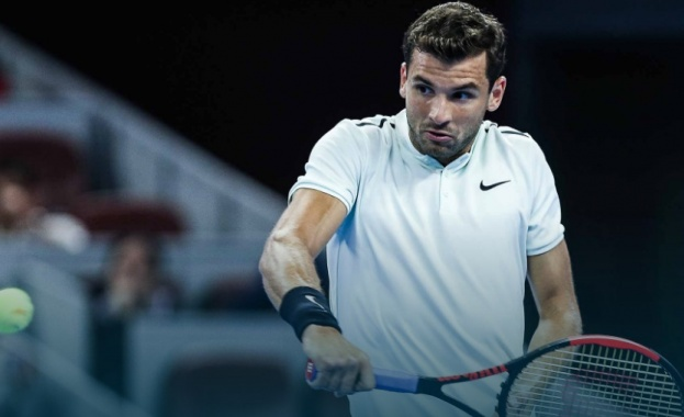 Григор Димитров е вече на четвъртфинал в Шанхай