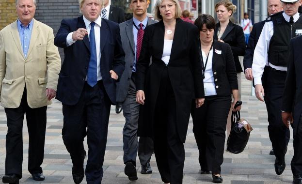 Борис Джонсън е фаворит за наследник на Тереза Мей, сочи проучване