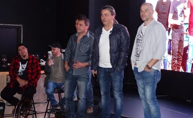 Наско от БТР: Няма да спрем да правим българска рок музика