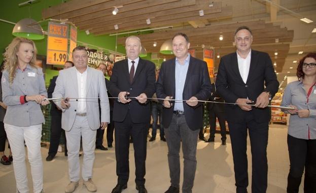 Kaufland България избра Варна за домакин на най-модерния си хипермаркет