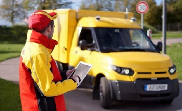 Самоуправляеми автомобили ще доставят пратки