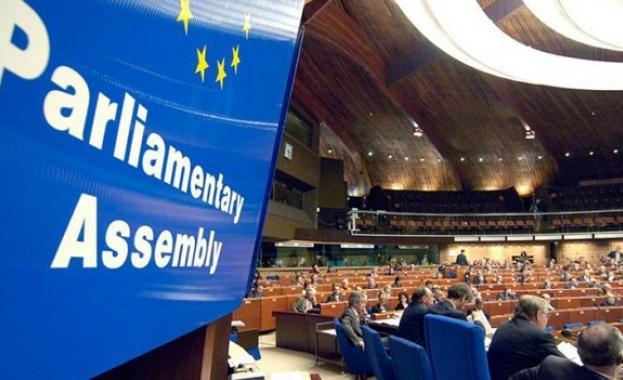 ПАСЕ прие резолюция, намекваща за връщане на Русия в асамблеята