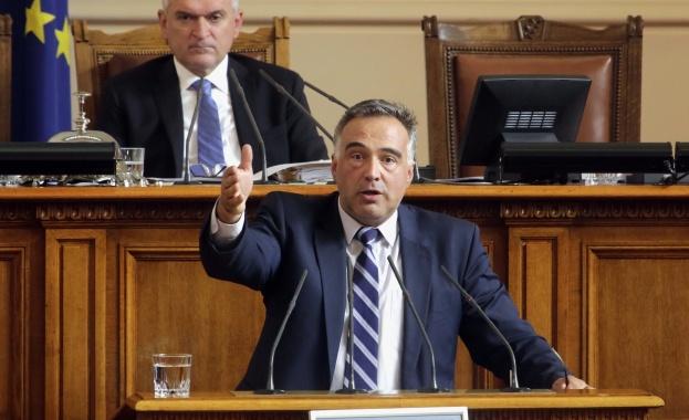 Кутев: Още преди края на председателството ще се види, че антикорупционният закон няма да сработи