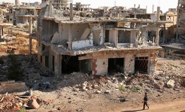 Командоси действат на терен в Сирия