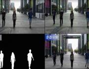 Китайска технология познава човек по походката