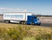 """Тойота"" изкара камион, задвижван с водород"