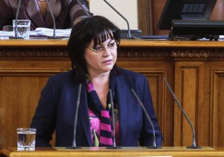 Корнелия Нинова: От оставката на Димитър Главчев спечелиха правовият ред и демокрацията