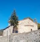 Ремонтираха църквата в Брежани, ликът на свети Димитър се яви на северната й стена