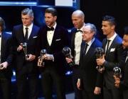 Роналдо триумфира като най-добър в света