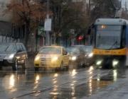 """Временно е спряно движението през тунела на """"Лъвов мост"""" в столицата"""