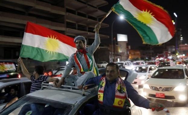Иракски Кюрдистан прие забраната за отцепване след референдума