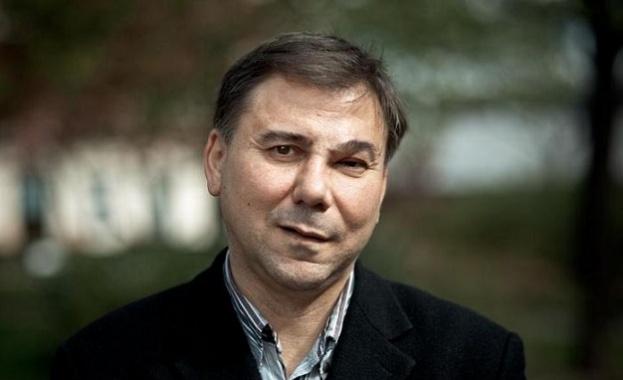 Политологът Иван Кръстев, който от години живее и работи в