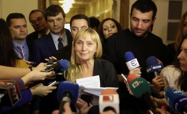 Елена Йончева: Сравнява ли Борисов Васил Левски с бежанците, с терористите от ИДИЛ?