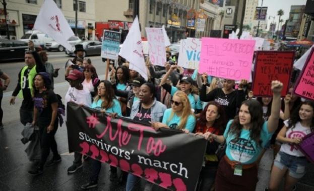 Протести в Холивуд срещу сексуалния тормоз