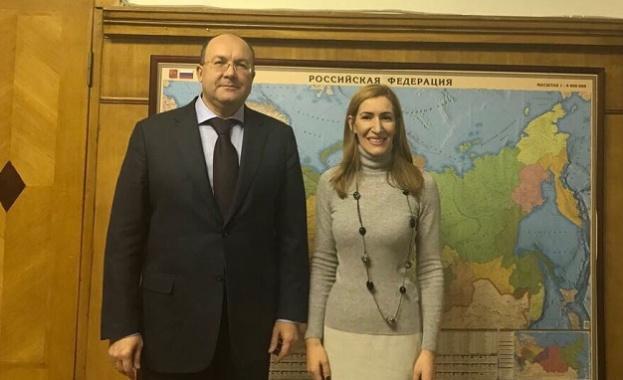 Обменяме опит с Русия в областта на образованието, планираме общи ĸpyизни мapшpyти