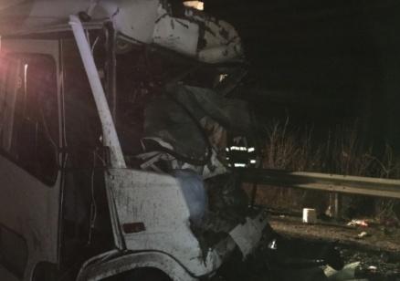 Девет души загинаха при катастрофа край село Микре (обновена)