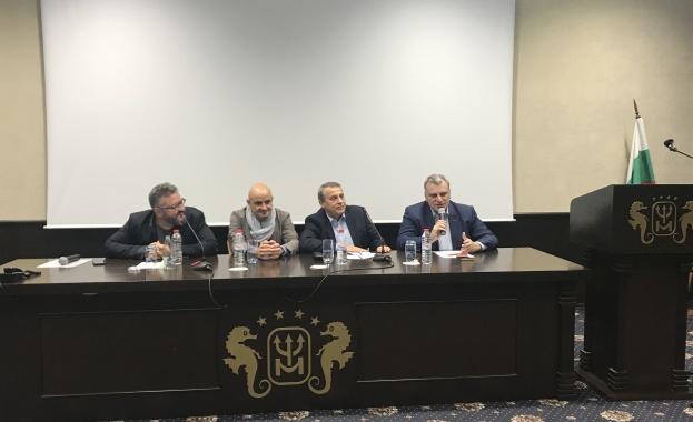 Петър Курумбашев във Варна: Най-голямата несправедливост на прехода е, че направихме една несправедлива държава