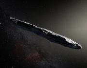 За първи беше открит астероид от чужда слънчева система