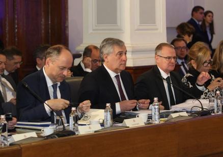 Таяни: Ситуацията на Балканите е приоритет за Брюксел