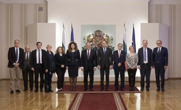 Радев: Парламентът, правителството и президентът обединяват усилията си за успешно председателство
