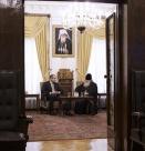 Президентът Румен Радев се срещна с Негово Светейшество Българския патриарх Неофит