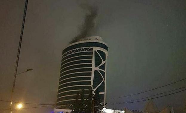 Единадесет души загинаха при пожар в хотел в грузинския черноморски