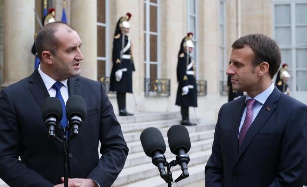 Румен Радев: Приемането ни в Шенген е важно за сигурността на Европа